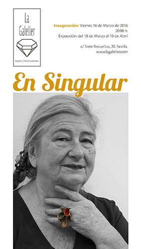 Exposición «En Singular» Joyas Sensacionales.