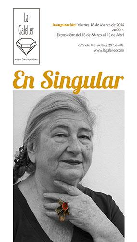 """En singular"" Joyas Sensacionales"