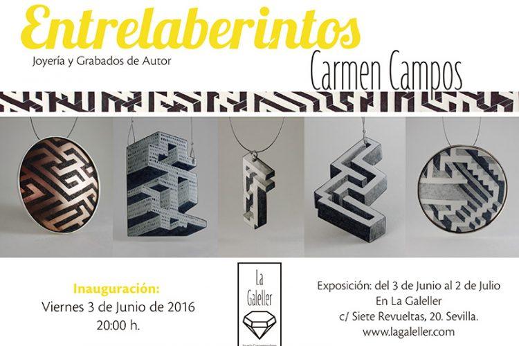 Entrelaberintos - Carmen Campos