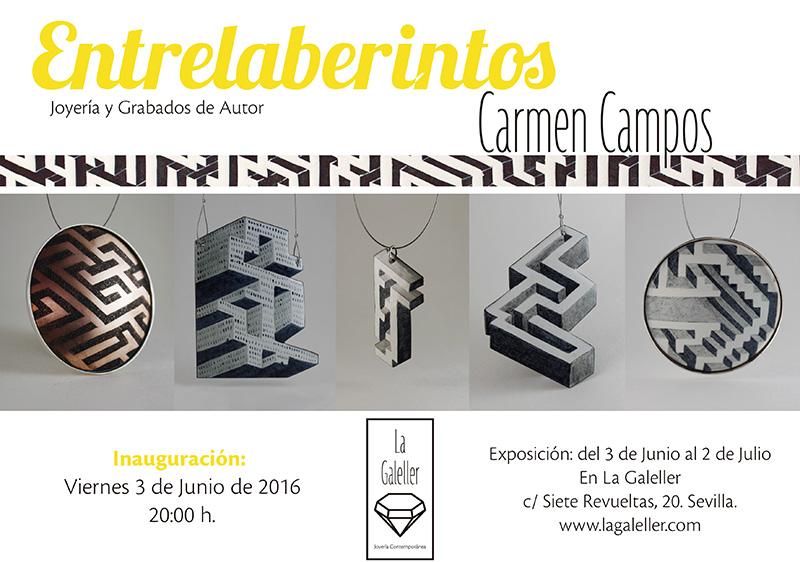 """Exposición """"Entrelaberintos"""""""