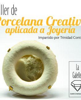Porcelana Creativa  23 y 24 de Febrero de 2018