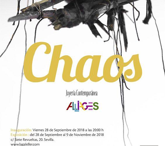 Chaos Contemporary Art Jewellery